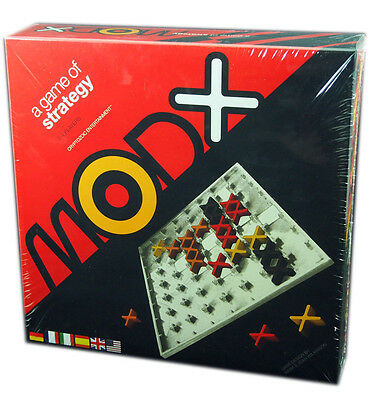 Cryptozoic Games, Mod X Strategy Game, New and Sealed
