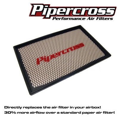 Ford Fiesta Mk7 1.0 Ecoboost 2012 Onwards - PIPERCROSS Panel Air Filter PP1743