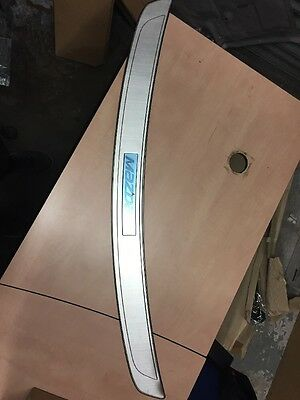Genuine Brand New Mazda 6 Estate Rear Bumper Stainless Protection Plate