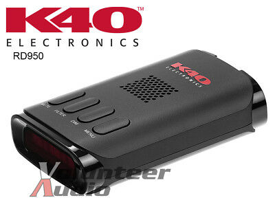 K40 RD950 All Band Radar And Laser Detector Ticket Free Guarantee
