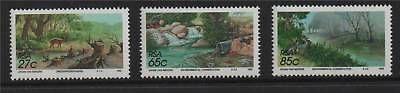 South Africa 1992 Environmental SG 742/4 MNH