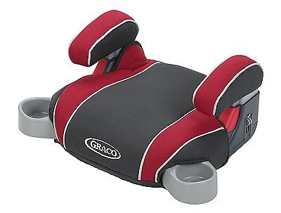 Turbo Booster Car Seat Graco Backless Chili Red Protect Your Child