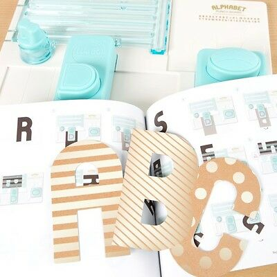 We R Memory Keepers: Alphabet Punch Board