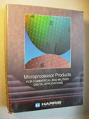 Harris: Microprozessor Products, 1992
