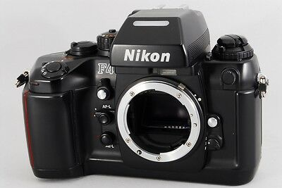 [Excellent+++] Nikon F4 35mm SLR Film Camera Late model Body only from Japan