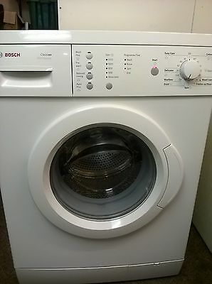 Bosch WAE24162GB 1200 Spin 6KG Load Washing Machine in White