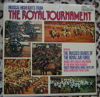 Massed Bands of the RAF - The Royal Tournament Vinyl LP