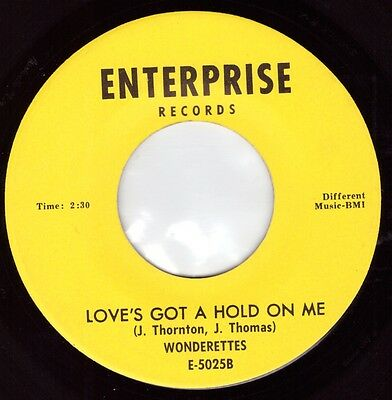 Northern Soul - Wonderettes - Love's Got A Hold On Me **Listen**