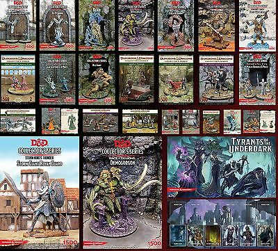 Gale Force 9: Dungeons & Dragons: Collectors series Miniatures D&D Figures Model