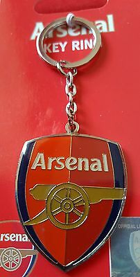 BRAND NEW Official Arsenal Keyring