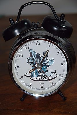 Vintage Disney 'Mickey Mouse' Alarm Clock Bought in France ~ For Restoration