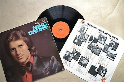 "Mike Brant Album    12"" Vinilo  Lp  Vinyl"