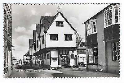 The Museum in Newbury RP Postcard from 1960's