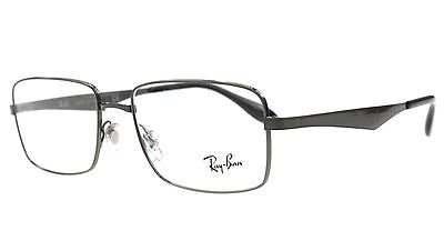 bb23707116 Ray-Ban Rb 6329 2553 Gunmetal Eyeglasses Authentic Frames Rx Rb6329 55-18