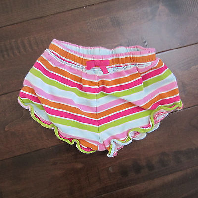 Girls Gymboree Striped Knit Shorts Size 4T