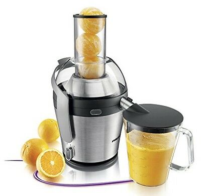 Brand New In Box Philips HR1871 Avance Collection Quick Clean Juicer 800W