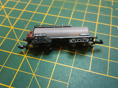 Marklin Z Miniclub DB 4 axle tanker wagon very good condition unboxed