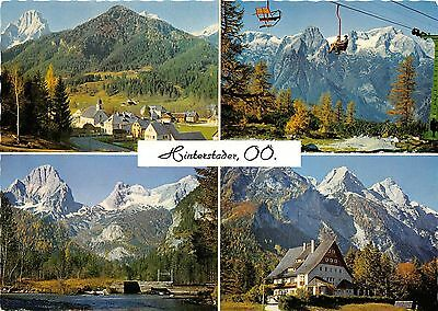 B68084 Austria Wurer Alm multiviews telepherique