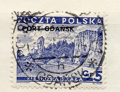 Poland 1930s Early Issue Fine Used 5gr. 133468