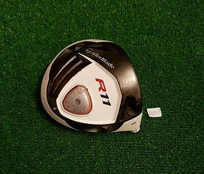 Taylormade R11 driver head only / 9° / serial number