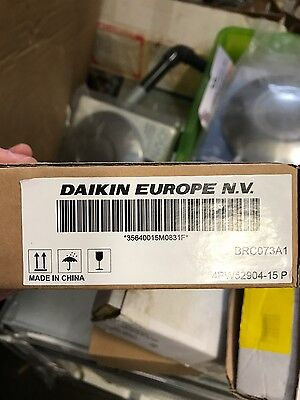 Daikin Air Conditioning Controller - BRC073A1 - LCD wired NEW