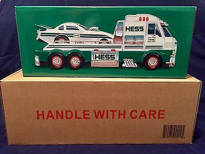 Hess 2016 Toy Truck and Dragster - With Batteries factory sealed .Brand New!