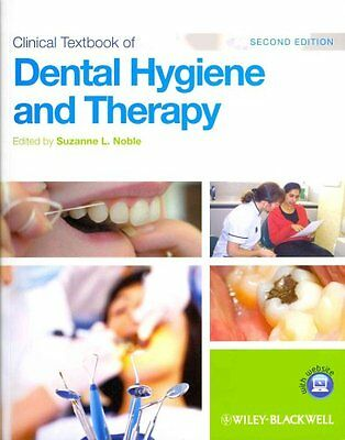 Clinical Textbook of Dental Hygiene and Therapy by Suzanne Noble 9780470658376