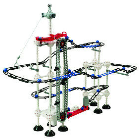 Odyssey Marble Run - 270 Pieces