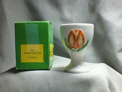 1984 Goebel Annual Egg Cup with original box
