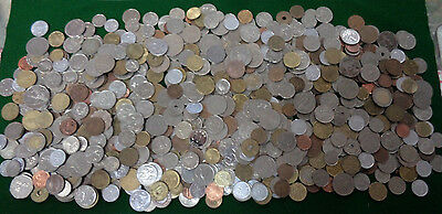 #nn. Lot Of 3.65 Kilograms Of Modern  World Coins