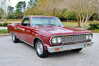 1964 Chevrolet El Camino Numbers Matching 327/300HP Factory Air! Gorgeous! 1964 Chevrolet El Camino Numbers Matching 327/300HP Factory Air Power Steering!