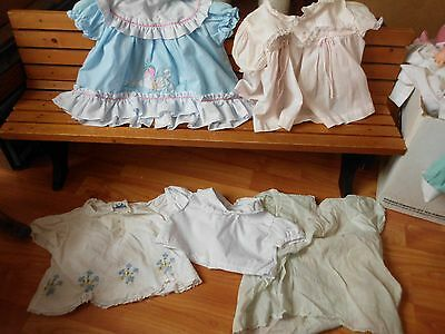 Adorable Lot Of Vintage Baby Clothes For Reborn Dolls