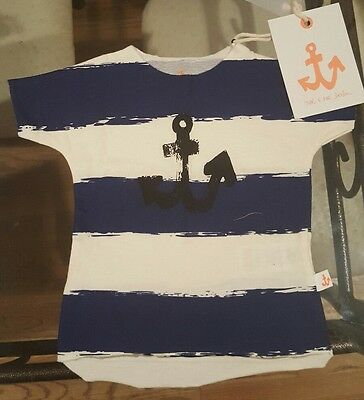 Noe and zoe Short Sleeve baby Boy Tshirt Size 6-12 months NWT