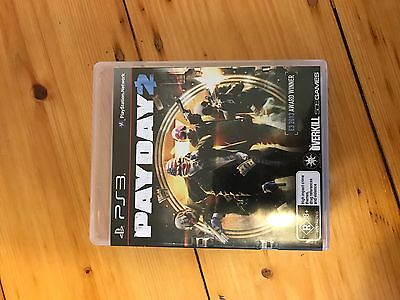 PS3 Payday 2 Playstation 3 Game