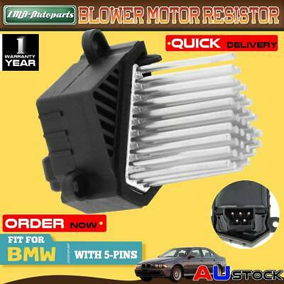 For BMW Blower Motor Resistor Final Stage Unit E36 E46 E39 E53 E83 64116923204