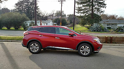 2015 Nissan Murano  2015 NISSAN MURANO FWD V6 12K MILES BACK UP CAMERA TRACTION SAVE BIG L@@K NOW!!!