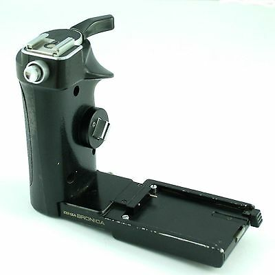 Bronica ETR ETRS ETRSi Speed Grip-E, very good + condition