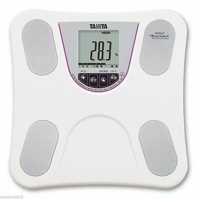 TANITA Body Composition Meter BC-754-WH White from Japan