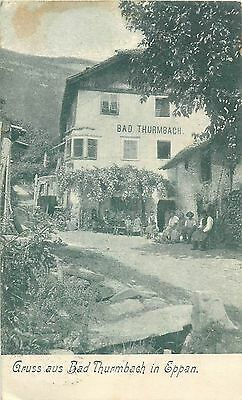 Gruss aus Bad Thurmbach in Eppan Italy