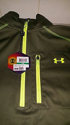 under armour infrared storm jacket Large