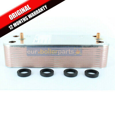 Potterton Promax Combi HE Plus & A Hot Water Heat Exchanger & O'Rings 7223558