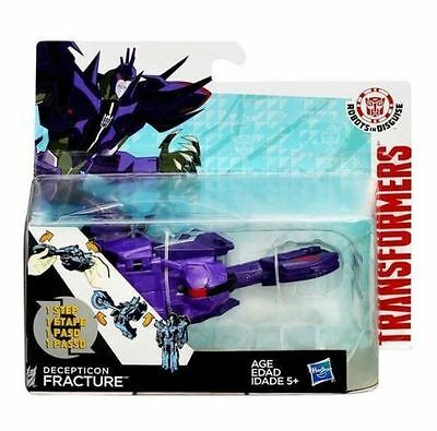 Hasbro Transformers Robots In Disguise One-Step Changers Figure Fracture W3