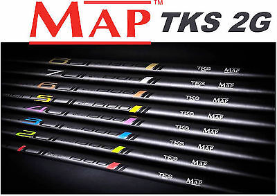 Map TKS 2G Pole Match Competition Fishing Poles - Coarse Fishing