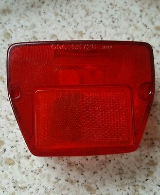 Puch Tail Light Lens 50 Moped
