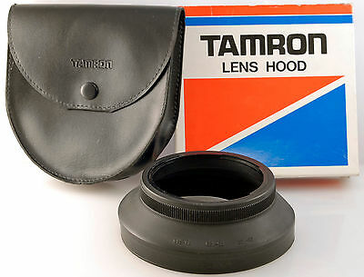 TAMRON LENS HOOD for 25-135mm 22a 28-135mm 28a 35-210mm 26a adaptall SP BOXED