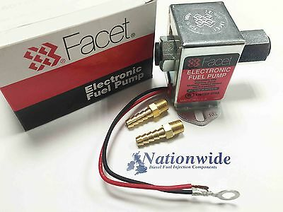 Facet Electric Feed Pump 12v volt New Genuine Part
