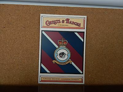 Royal Air force 233 Operational Conversion unit  Crests & Badges of  services
