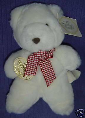 Ganz Fosbeary Bear H201S Retired Vintage 1985 W/tags