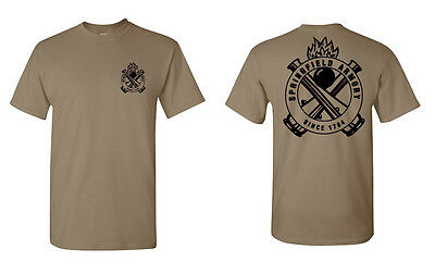 Springfield Armory Firearm 2Nd Amendment Military  Weapons T-Shirt Graphic Guns