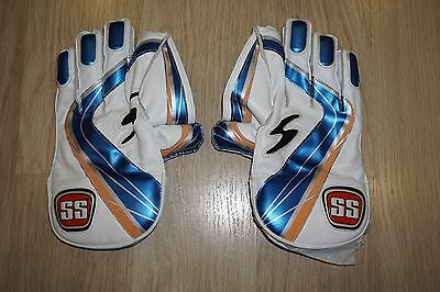 SS PROFESSIONAL CRICKET WICKET KEEPING GLOVES  (2013 model)